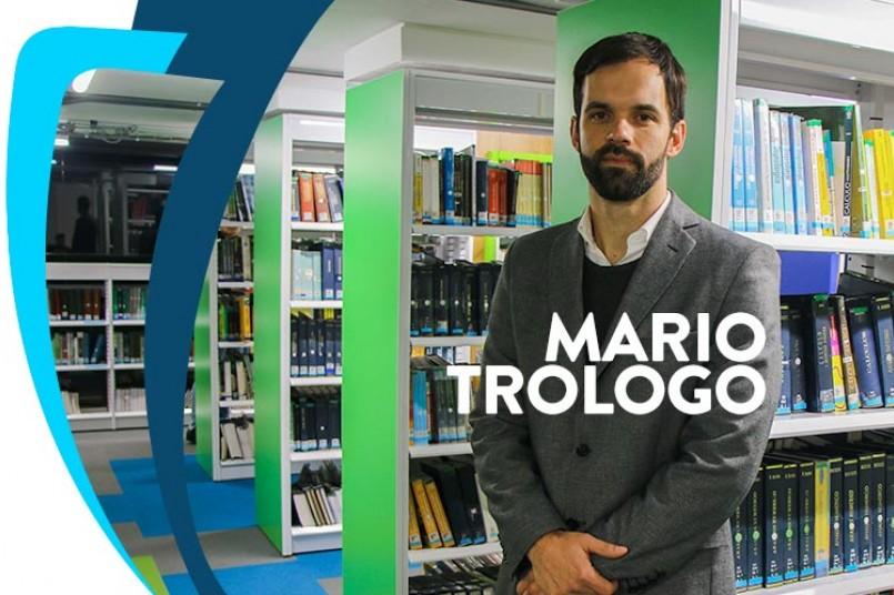 Mario Trologo, experto en psicología de tránsito