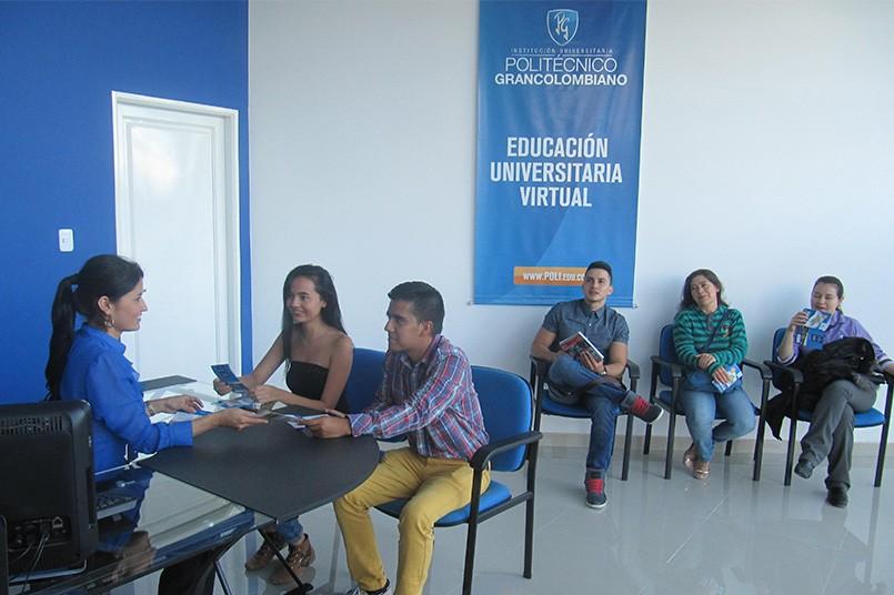 El liderazgo del Poli Virtual se consolida en Pitalito y el Huila