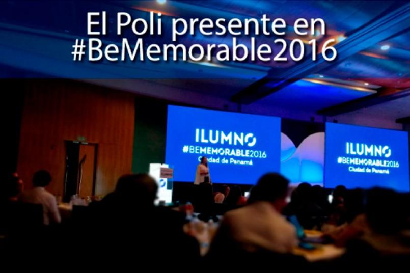 Cumbre #BeMemorable