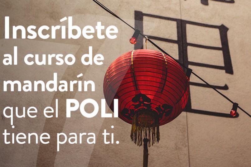 ¡Comienza el año aprendiendo mandarín!