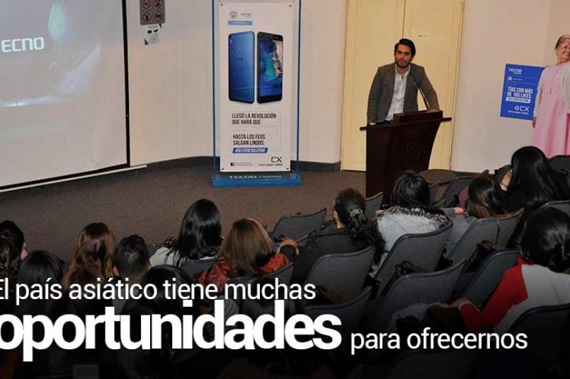 Juan Sebastián Rodríguez, gerente de Mercadeo de TECNO Mobile