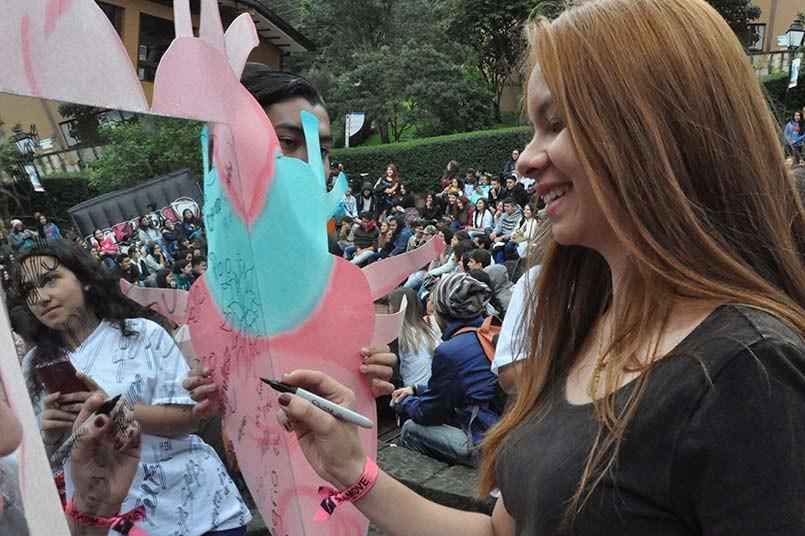 El Poli celebró el día del Grancolombiano