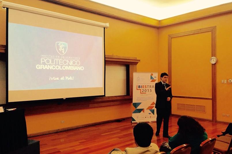 Representación grancolombiana en el Encuentro Bienal de Educación Superior y Mundo del Trabajo
