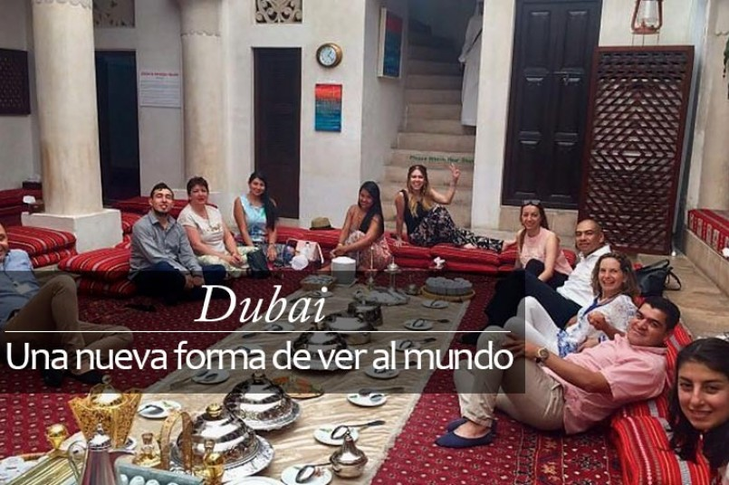 DUBAI - Una nueva forma del ver al mundo
