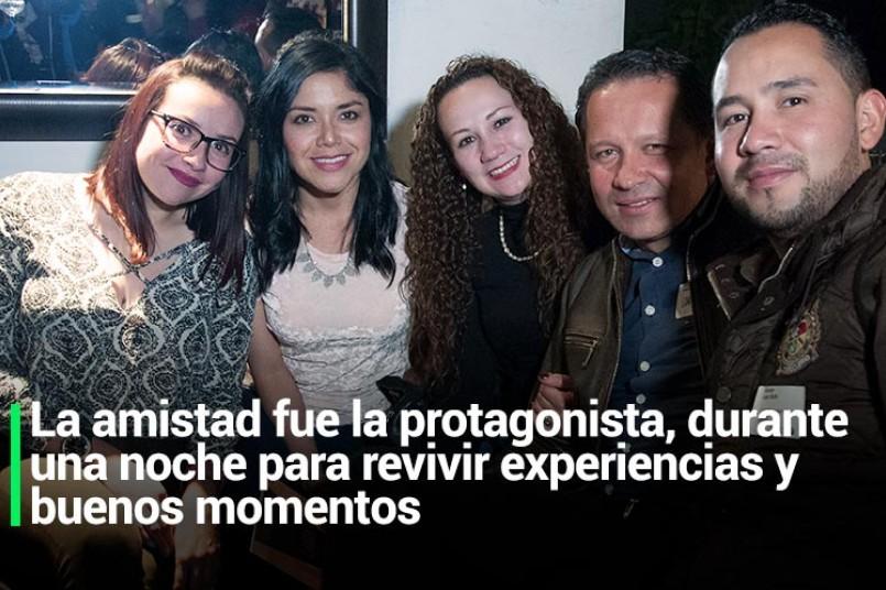 """Con el Poli """"recordar es vivir"""" - Encuentro Exalumnos Poli 2017"""