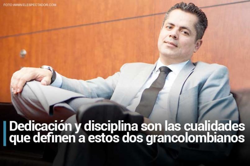 Dedicación y disciplina son las cualidades que definen a estos dos grancolombianos