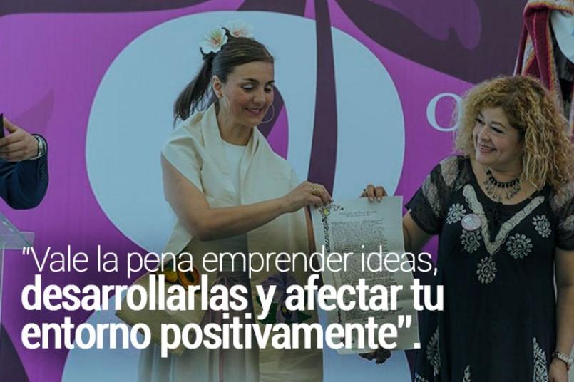 Eugenia Castaño, orgullo grancolombiano
