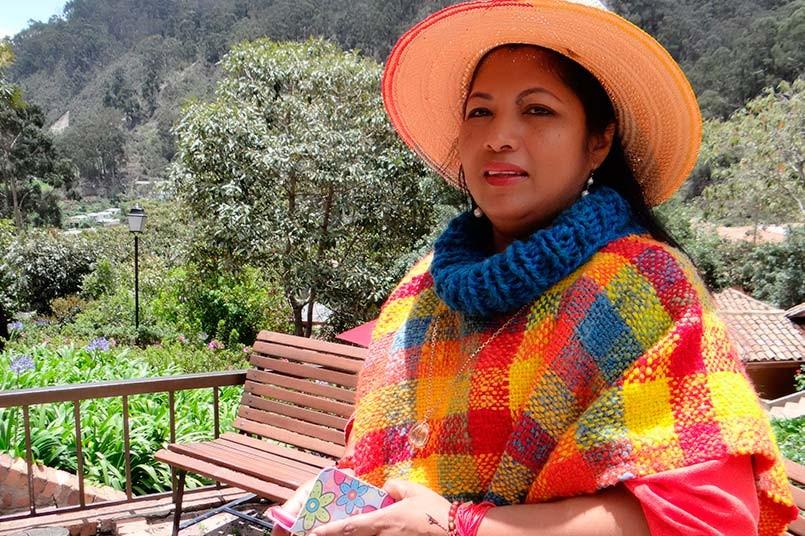 Pueblos indígenas como el Wayu, Nasa, Pasto, Bora, Awá, Misak, estuvieron presentes en la celebración