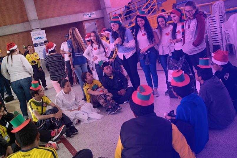 Aprendices de convenio Sena apoyaron Fundación Cenainco
