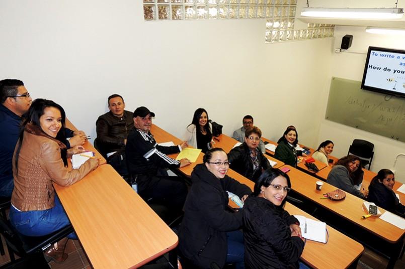 English at work (cursos para funcionarios)