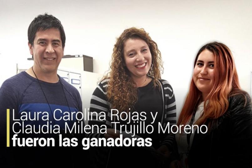 Laura Carolina Rojas y Claudia Milena Trujillo Moreno fueron las ganadoras