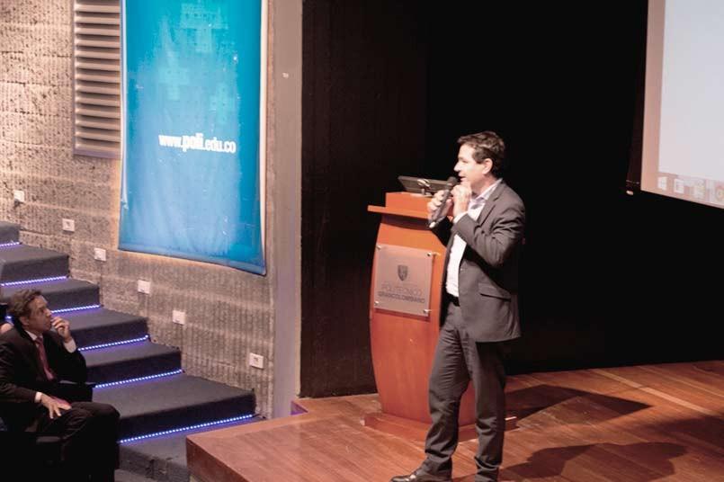 experto en gestión de riesgos y valoración de análisis de mercados, Gustavo Salas