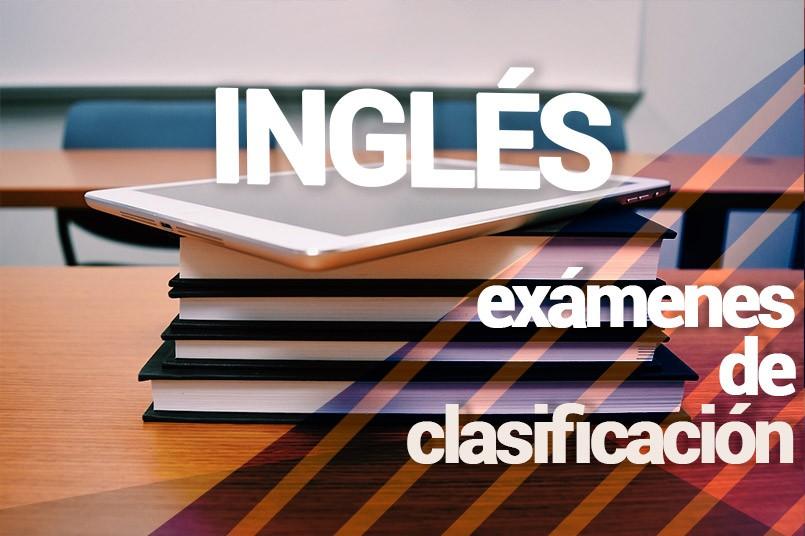 Primera sesión de exámenes de clasificación de inglés para todos los programas presenciales-sede Bogota