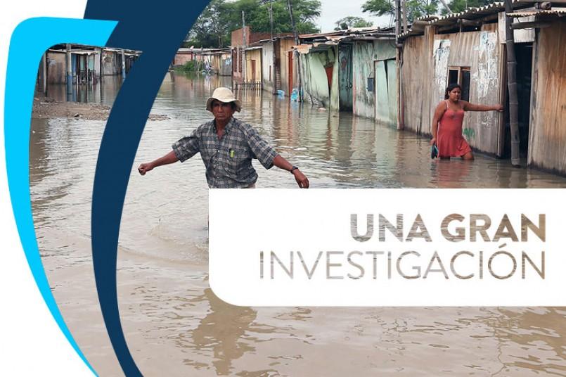 Eventos naturales en Colombia, una investigación con sello Poli