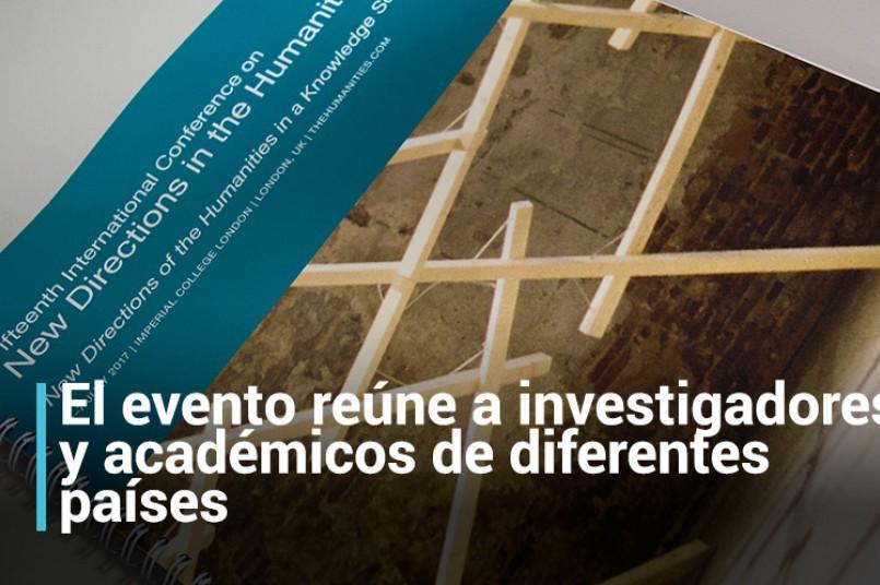 El evento reúne a investigadores y académicos de diferentes países