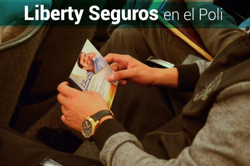 Liberty Seguros en el Poli
