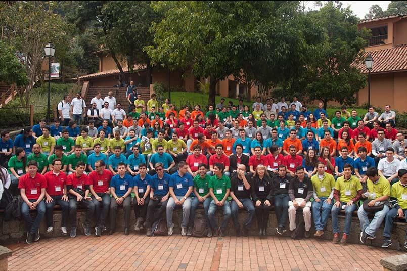 Los programadores más destacados de Colombia, Venezuela y México compitieron