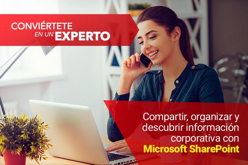 Conoce todo sobre Microsoft SharePoint