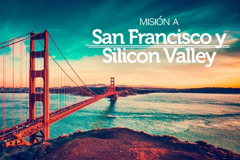 Misión a San Francisco y Silicon Valley