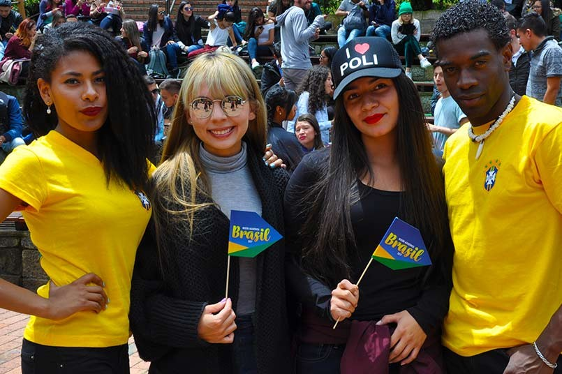 Misión Brasil - Politécnico Grancolombiano