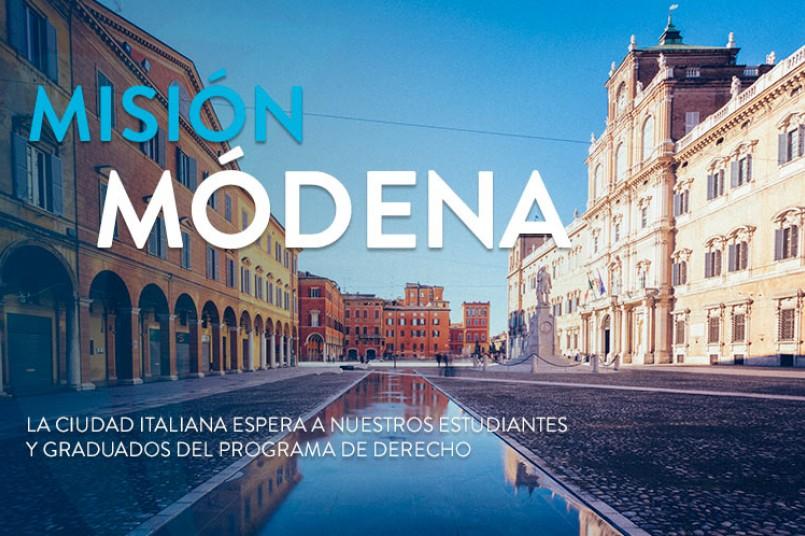Conoce la cultura italiana en la misión Módena