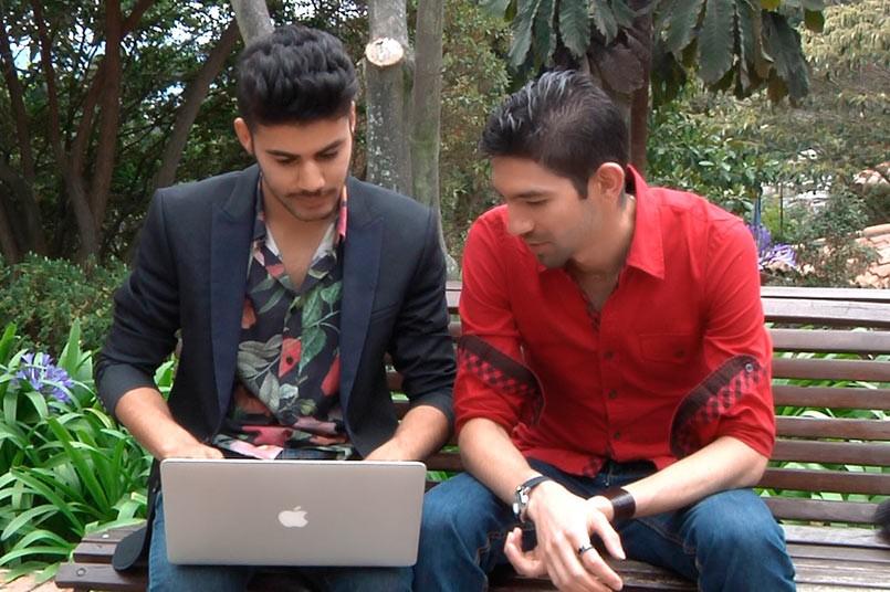 Pablo Vallejo y Gabriel Piedrahita han liderado el proyecto Insight