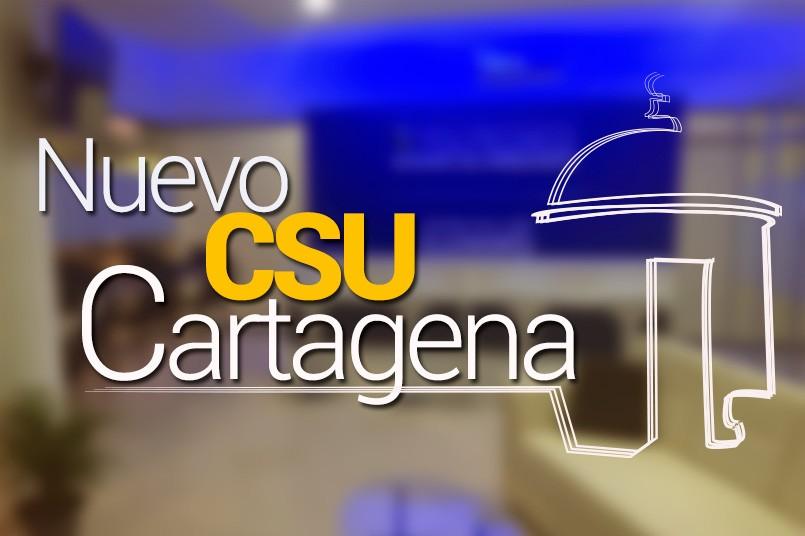Vamos por más: Llegamos a Cartagena con un nuevo Centro de Servicio Universitario