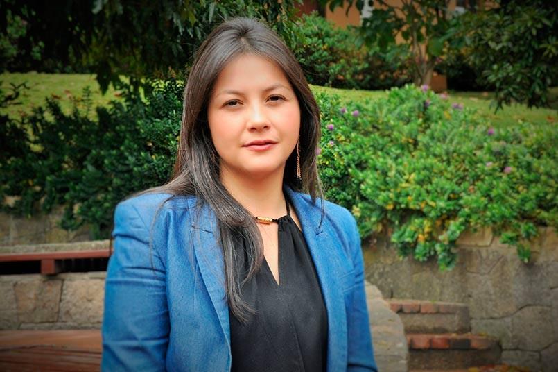 Docente Claudia Rincón Rodríguez