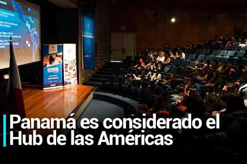 Panamá es considerado el Hub de las Américas