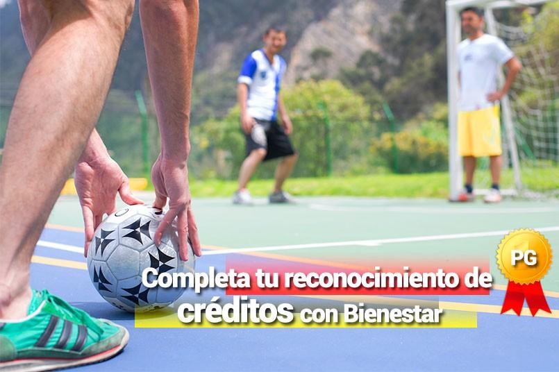 Deportes y créditos