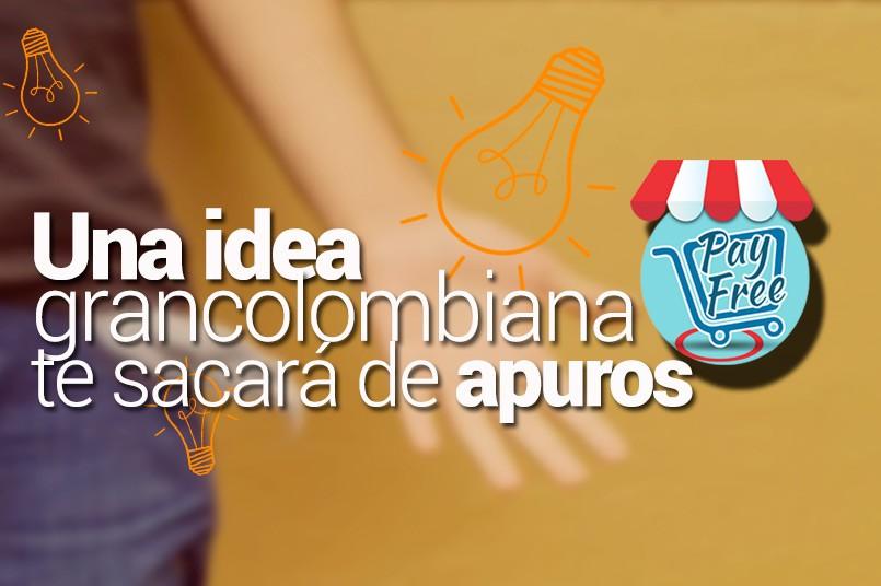 pay free la aplicación hecha por un grancolombiano