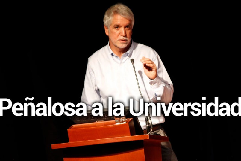 Peñalosa defiende los proyectos de su administración