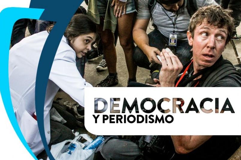 Por el libre ejercicio del periodismo, ¡no más violencia!