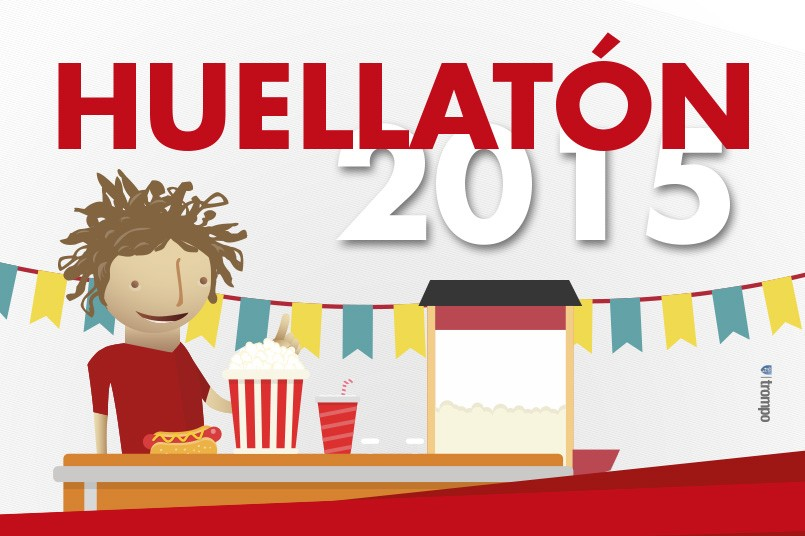 Participa en la Huellatón