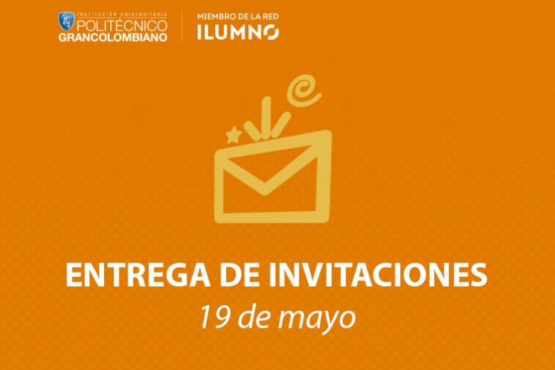 Reclama tus invitaciones