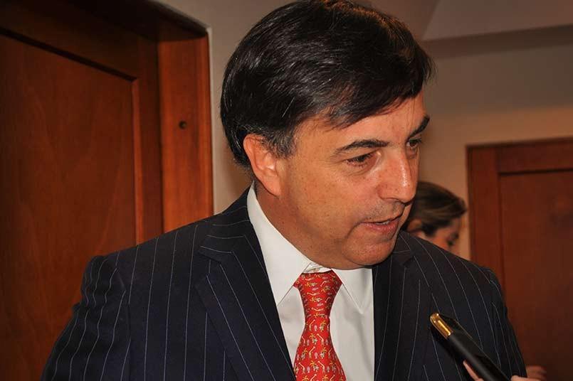 Juan Carlos Galindo visita el POLI