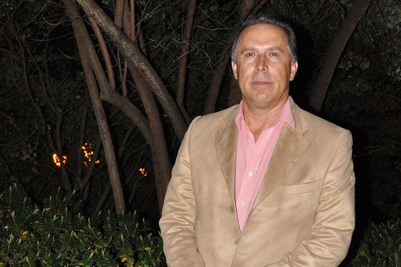 Augusto Hernández - Abogado, psicólogo y asesor jurídico del colegio Colombiano de Psicólogía.