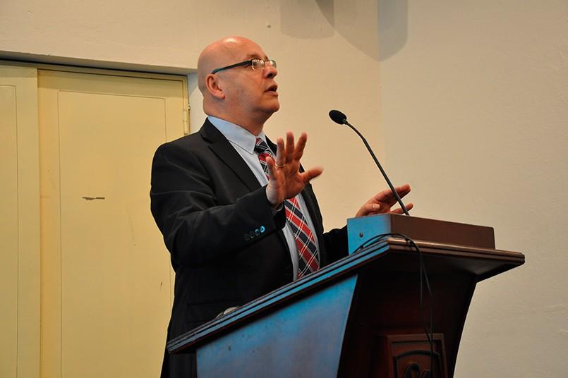 Luis Alfredo Jaramillo, asesor del área de protección al consumidor de la Superintendencia.