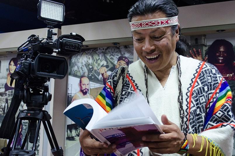 Indigenidad y cine indígena