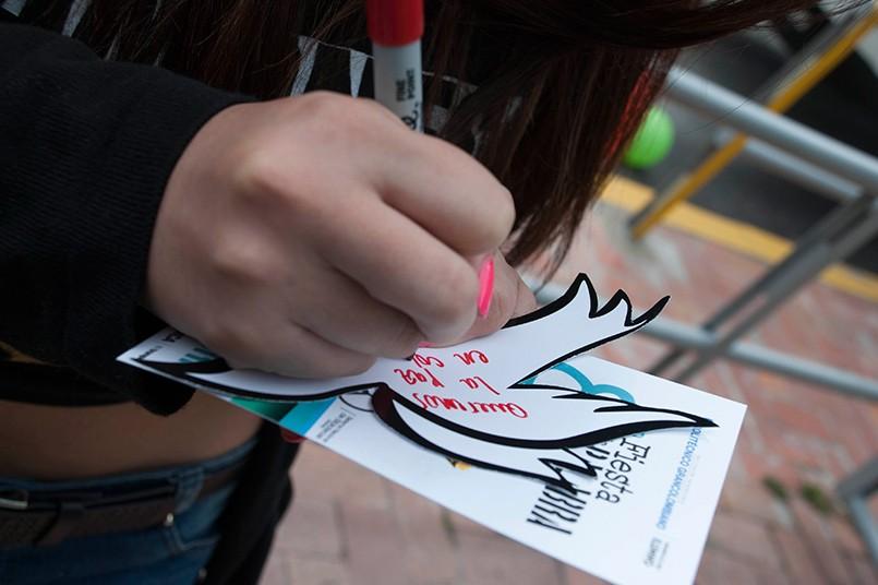 Con múltiples actividades se incentivó a los estudiantes a estar más cerca de literatura