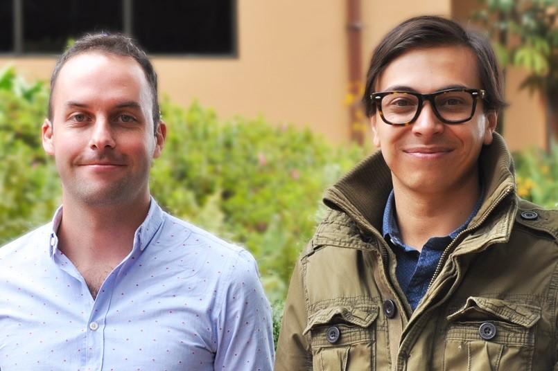 Juan Camilo Rodríguez y Carlos Márquez - Fundadores de Color al Cuadrado