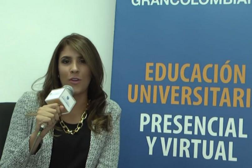 Daniela Ospina cumple su sueño de ser profesional