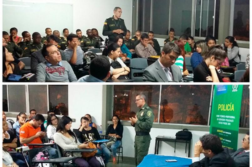 Politecnico Grancolombiano - PoliciaNacional