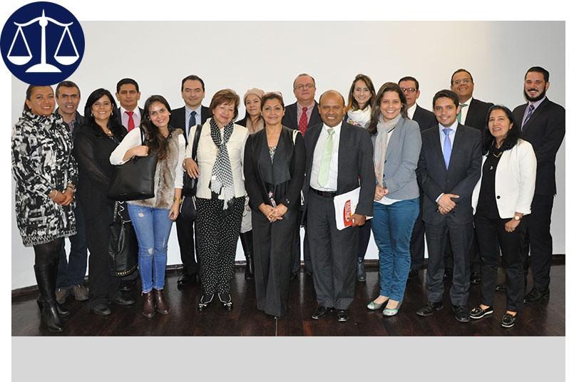 La Red de Consultorios Jurídicos está integrada por la mayoría de universidades de Bogotá