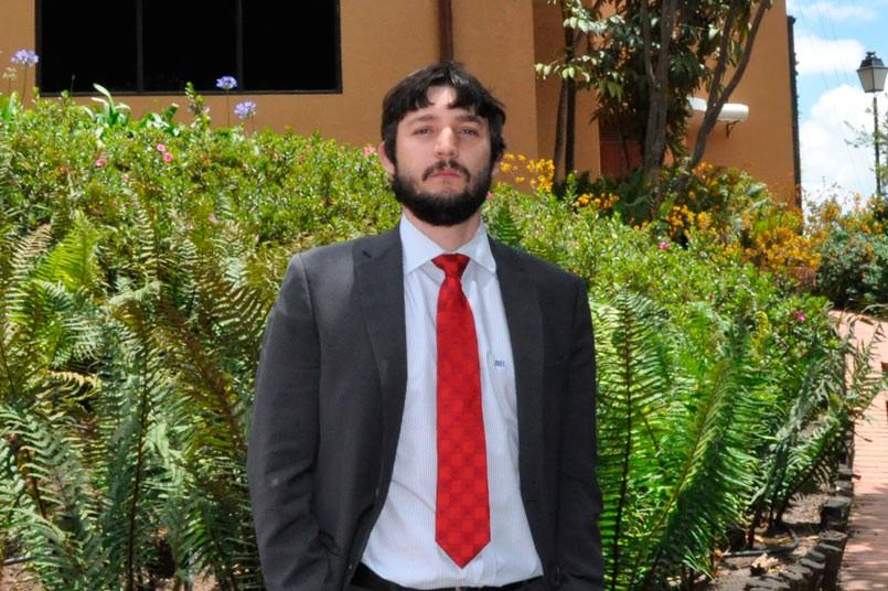 Julio Ballesteros, investigador de La Universidad de Salamanca y La Unión Europea.