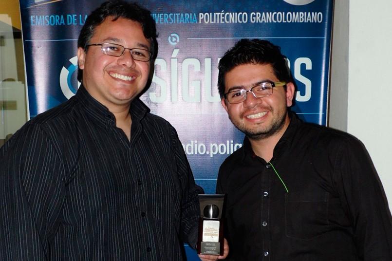 Un grancolombiano muy premiado