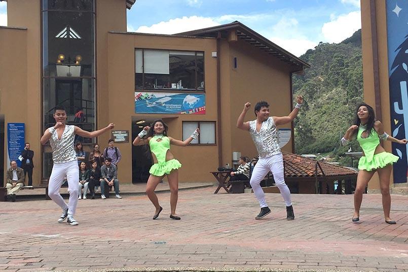 Danza Colombiana - Politécnico Grancolombiano