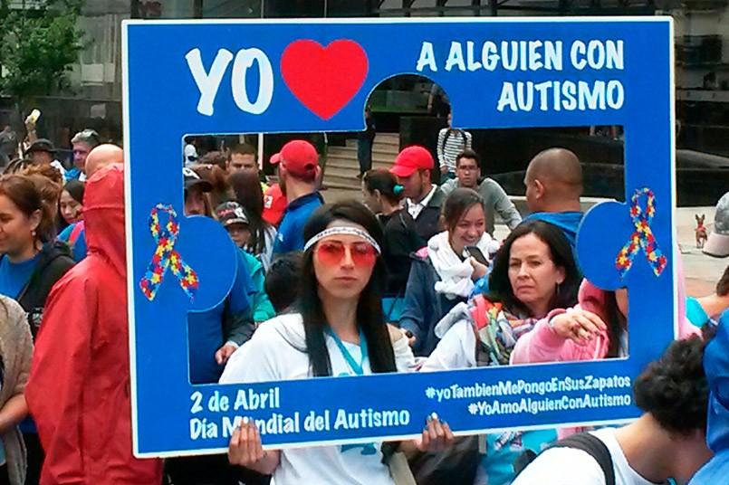 Yo amo alguien con Autismo - Politecnico Grancolombiano