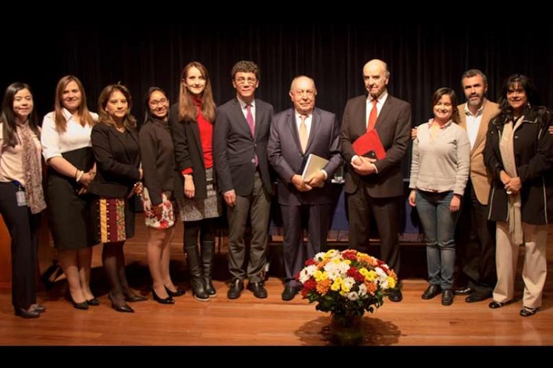 Ponentes invitados y docentes del Poli
