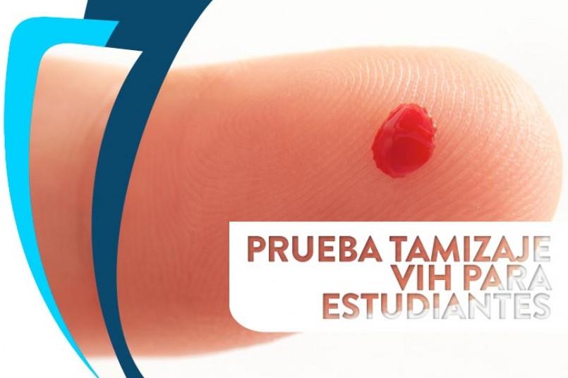 Practícate la prueba del VIH en el Poli